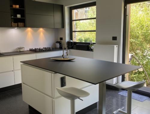 Rénovation d'une cuisine à Bruxelles